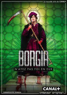 Canal + - Borgia
