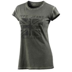 T-Shirt 49,95€ ♥ Hier kaufen: http://www.stylefruits.de/t-shirt-in-washed-optik-pepe-jeans/p4365754
