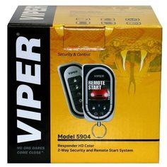 VIPER 5704 RESPONDER LC3 2-way  Security  & remote Start  System (VIPER 5704V). Love it