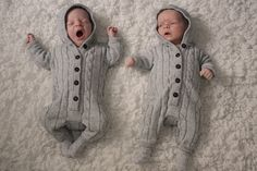 sweater suits :) I want something like this for Ethan's coming home from the hospital outfit :)