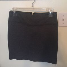 Grey Mini Skirt Target mini skirt size small Xhilaration Skirts Mini