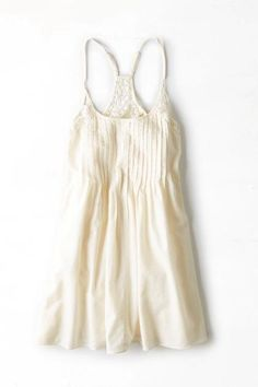 Affordable Summer Dresses | American Eagle Outfitters pin-tucked dress