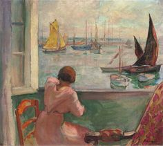 "Amusing Muse's Musings: ""Henri Lebasque (French, 1865-1937)"""