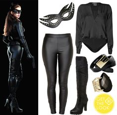 Can I please look like her for Halloween? Fete Halloween, Diy Halloween Costumes For Women, Halloween Fashion, Halloween Cosplay, Adult Halloween, Halloween 2018, Halloween Ideas, Catwoman Cosplay, Diy Catwoman Costume