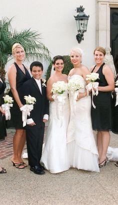 Modern Family Etiquette For Nontraditional Weddings Mother Son Dance Wedding