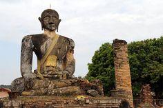 Muang Khoun in Xieng Khouang - Laos