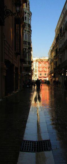 LIGHT AND SHADOWS. . . Malaga, Andalucia, Spain Copyright: Manuel Mayorga