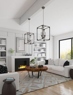 The Flynn Collection by Capital Lighting.