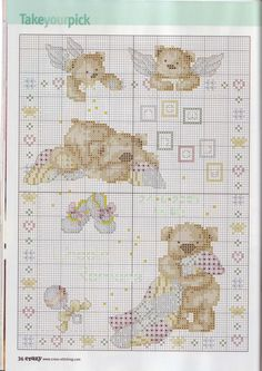 Gallery.ru / Фото #17 - Cross Stitch Crazy 084 апрель 2006 - tymannost