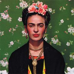 The unique Frida Kahlo