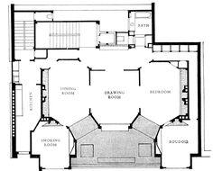 Hidden Architecture: Rue Franklin Apartments
