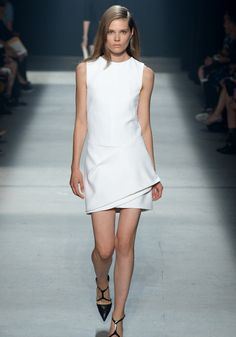 Défilé Narciso Rodriguez - Fashion week NY SS14
