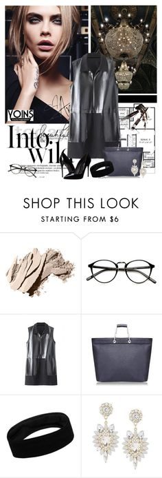 """""""Yoins5/10 -35"""" by elmaimsirovic ❤ liked on Polyvore featuring Anja, Paul Frank, Bobbi Brown Cosmetics, Dolce&Gabbana, women's clothing, women's fashion, women, female, woman and misses"""