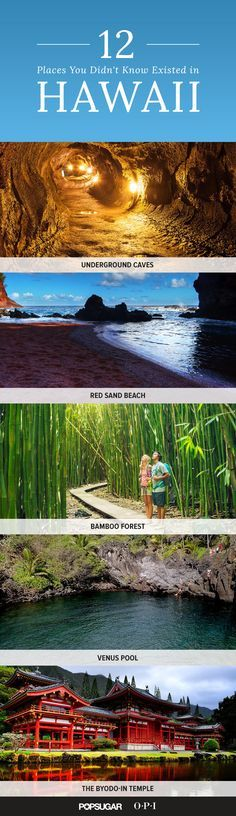 Did you know Hawaii was home to these 12 things?