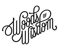 Woods of Wisdom. A fifty part poster series about bad advice. woodsofwisdom.info