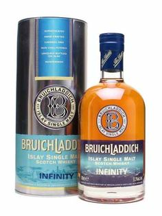 Bruichladdich Infinity. The first edition of Infinity combined some young Port Charlotte with older sherry-matured Bruichladdich. It was awesome.