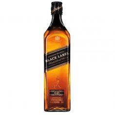 Whisky Escocês Black Label 12 Anos Garrafa 750ml - Johnnie Walker com as  melhores condições você 183511eec0b