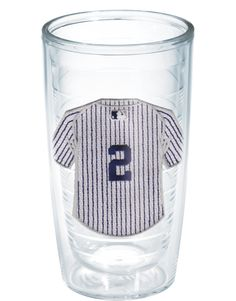 New York Yankees - Derek Jeter Jersey | 16oz Tumbler | Tervis®