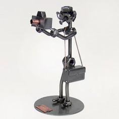 Artistic Photographer Gift - Steelman