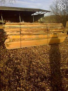 Fagots chute de scierie pour bois de chauffage
