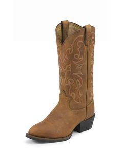 """Men's Rust Bridle 13"""" Boot"""