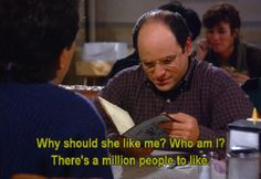 George Costanza #Seinfeld
