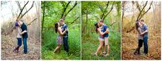 take a photo in the same location for each season during the year, love this idea!!!