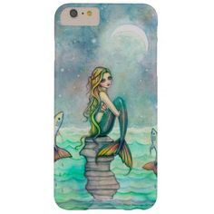 Peaceful Sea Mermaid Fantasy Art Mermaids