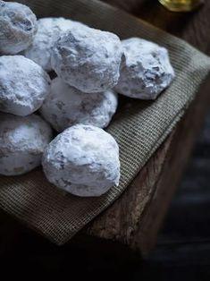 Rústica: Galletas -Besos de Nuez /Walnut kisses Cookies.