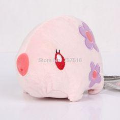 New Pokemon Center Pink & Purple 5.5'' Munna Plush Soft Toys Stuffed Animal Doll US Ship