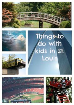 Meet me in St. Louis--things to do in STL with kids Mini Vacation, Vacation Trips, Vacation Spots, Vacations, Vacation Ideas, Oh The Places You'll Go, Places To Travel, Places To Visit, Branson Vacation