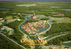 Golden Oak Private Residences Florida Walt Disney World Vacations Parks My Dream