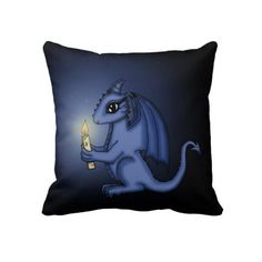 Browse our amazing and unique Dragon wedding gifts today. The happy couple will cherish a sentimental gift from Zazzle. Cute Pillows, Throw Pillows, Dragon Wedding, Sentimental Gifts, Clocks, Darkness, Dragons, Wedding Gifts