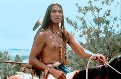 "Rodney A. Grant in ""Dances With Wolves"" He is gorgeous!!!"