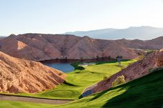 Falcon Ridge Golf Course - Nevada