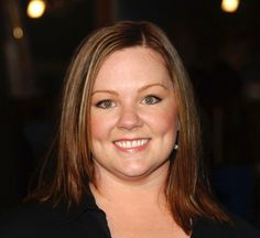 """Celebrity Mom Q&A: Melissa McCarthy—""""I'm a terrible mama bear"""" Funny Lady, Melissa Mccarthy, Celebrity Moms, Working Moms, Boss, Play, Celebrities, Hair, Celebs"""