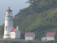 Heceta Head Light, Oregon
