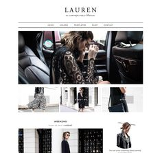Wordpress Theme Responsive Ecommerce Theme Design by EclairDesign