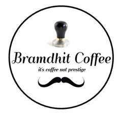 New logo bramdhit coffee
