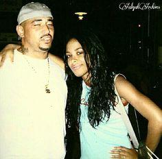 Rare Aaliyah Photo...