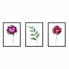 Your place to buy and sell all things handmade Leaf Prints, Flower Prints, Wall Prints, Poster Prints, Mothers Day Gif, What Inspires You, Print Pictures, Red Roses, Poppies