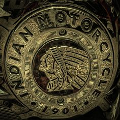 The Indian Motorcycle Logo. #IndianMotorcycles #Motorcycles