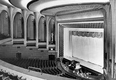 Odeon / Gaumont Lewisham. Demolished in the 1990s