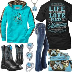 Best Things In Life Legendary Whitetails Glacier Hoodie - Real Country Ladies