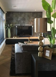 House Design, House, Interior, Home, Interior Architecture, House Rooms, House Inspiration, House Interior, Contemporary Living Room Design