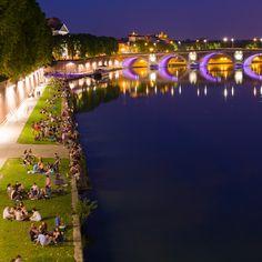 QUAIS DE LA DAURADE ❤ ℒℴvℯly Toulouse France