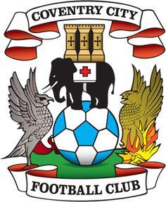 Coventry City FC Emblem / Crest / Badge