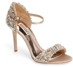 Women's Badgley Mischka Tampa Ankle Strap Sandal - $325 http://shopstyle.it/l/bHnp