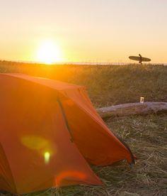 Camp Vibes // Chris Burkard