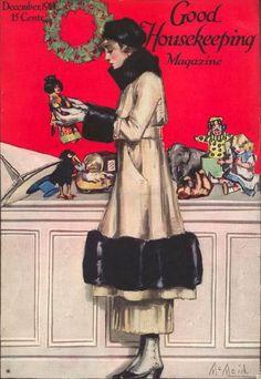 Good Housekeeping Magazine, December 1915 (McMein)